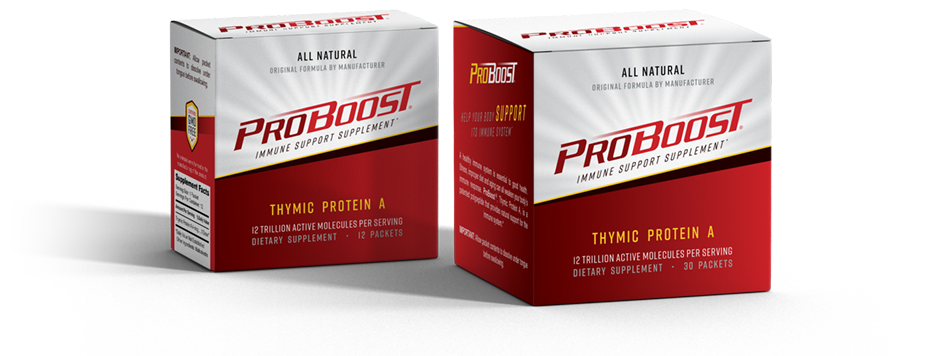 ProBoost Immune System Supplement