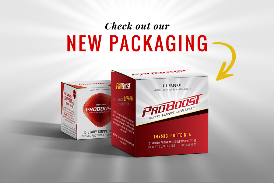 New ProBoost Packaging